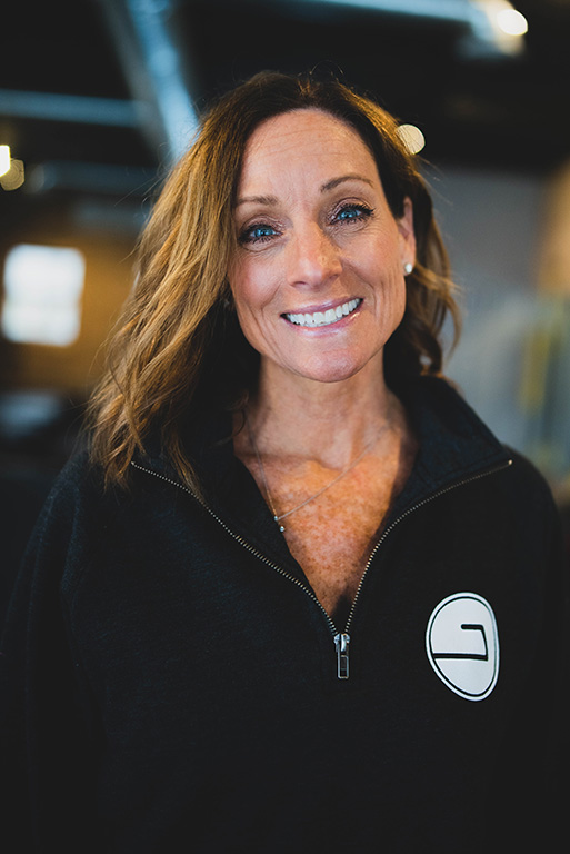 Maggie Owens Treadfit Instructor